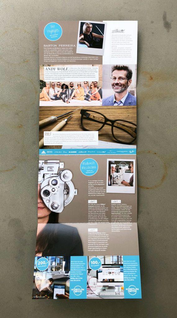 Grafik Design, Corporate Design, Flyer Gestaltung